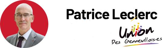 Patrice Leclerc Gennevilliers
